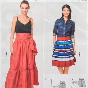 Patron de couture Burda 6514