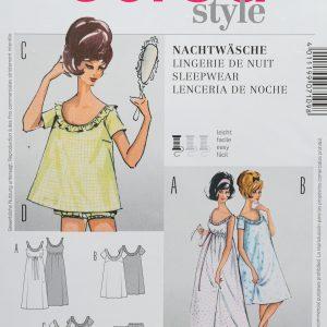 patron de couture 7109