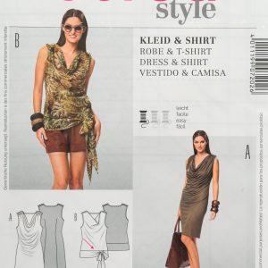 Patron de couture Burda 7202