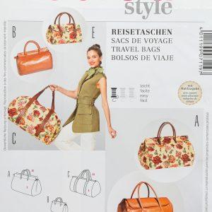Patron de couture Burda 7119