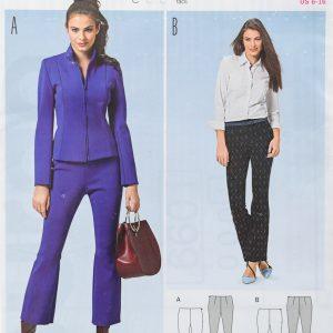 Patron de couture Burda 6601