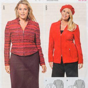 Patron de couture Burda 6616