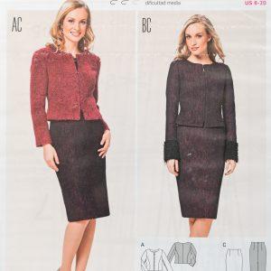 Patron de couture Burda 6705