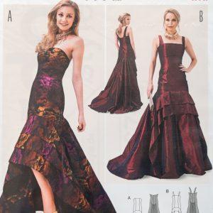 Patron de couture Burda 6708