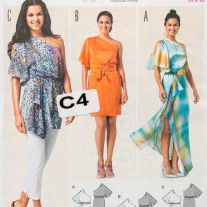 Patron de couture Burda 6780