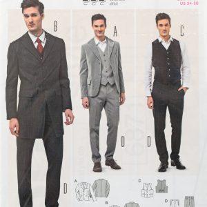 Patron de couture Burda 6871