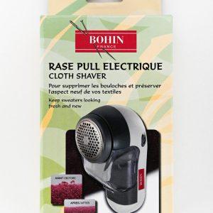 Rasoir anti-bouloches électrique