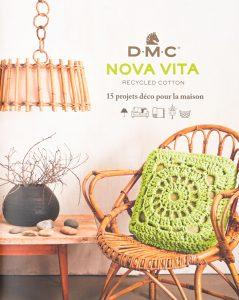 DMC NOVA VITA Livre 15 projets déco