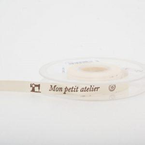 Ruban à message - MON PETIT ATELIER