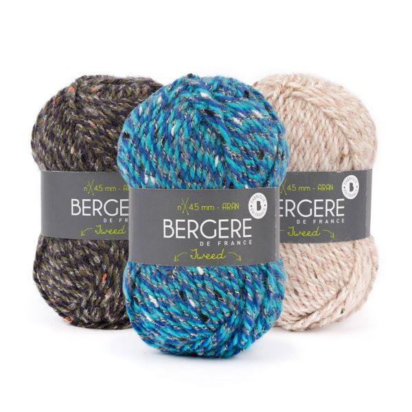 Bergere-de-France-Tweed