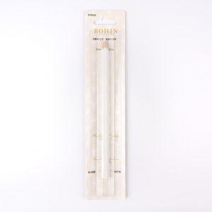 Crayon craie Blanc Bohin
