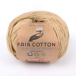 Fil coton 100% Biologique KATIA Fair Cotton