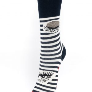 Chaussettes Berthe aux grands pieds Clin d'oeil