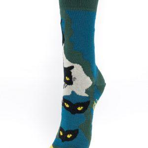 Chaussettes Berthe aux grands pieds Le chat