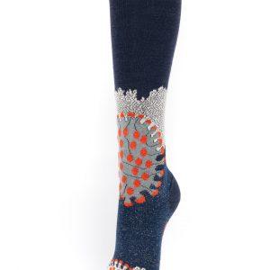 Chaussettes Berthe aux grands pieds Corail des mers