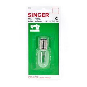 Ampoule pour machines Singer 15W 220/230V