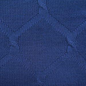 Tissu Tricot Marine ALBSTOFFE