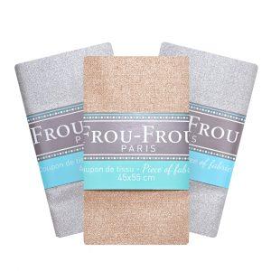 Coupon de tissu Brillant Frou-Frou Paris