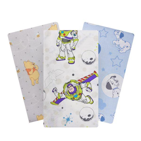 Tissu Coton imprimé Disney