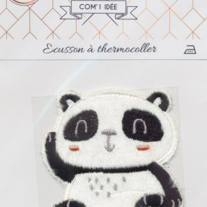 Écusson Thermocollant - PANDA