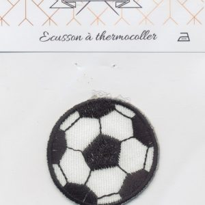 Écusson Thermocollant - BALLON FOOT