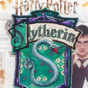 Écusson Thermocollant - HARRY POTTER SLYTHERIN