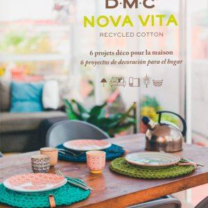 Livre DMC NOVA VITA - 6 Projets Déco pour la Maison