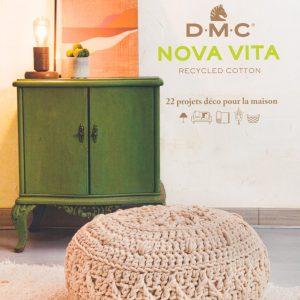 Livre DMC NOVA VITA - 22 Projets Déco pour la Maion
