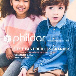 Livre Phildar C'est pas pour les grands!
