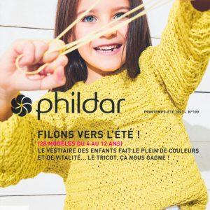 Livre Phildar Filons vers l'été !
