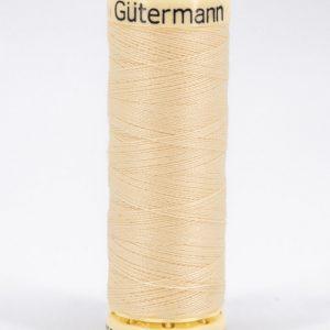 Fil à Coudre Gutermann N° 610 Bobine 100 m