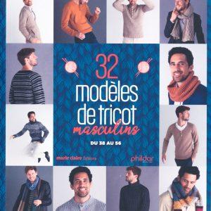 Un livre pour les hommes qui aiment les tricots réalisés à la main