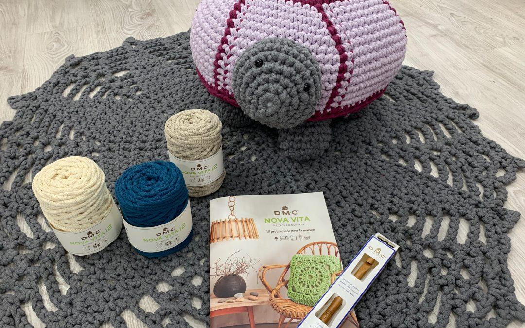 Nova Vita 12 DMC – crochet