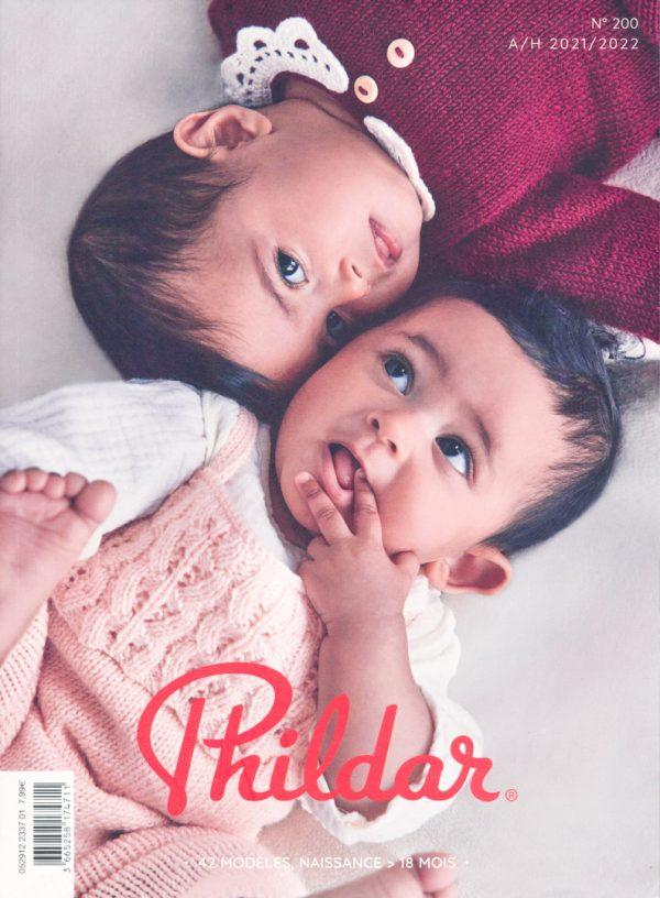 Livre Phildar Naissance à 18 mois