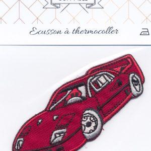 Écusson Thermocollant voiture Ferrari