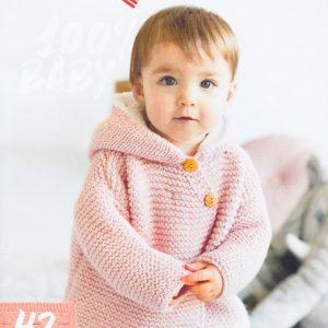 Livre Katia 100% Baby n98