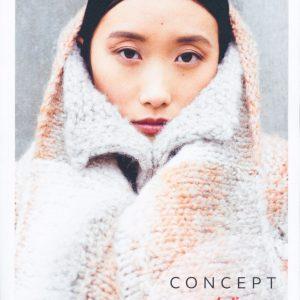 Livre KATIA Concept n°11 contient 52 modèles à la tendance minimaliste