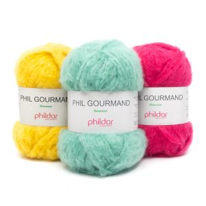 Phildar Phil Gourmand - Fil moelleux d'une grande douceur